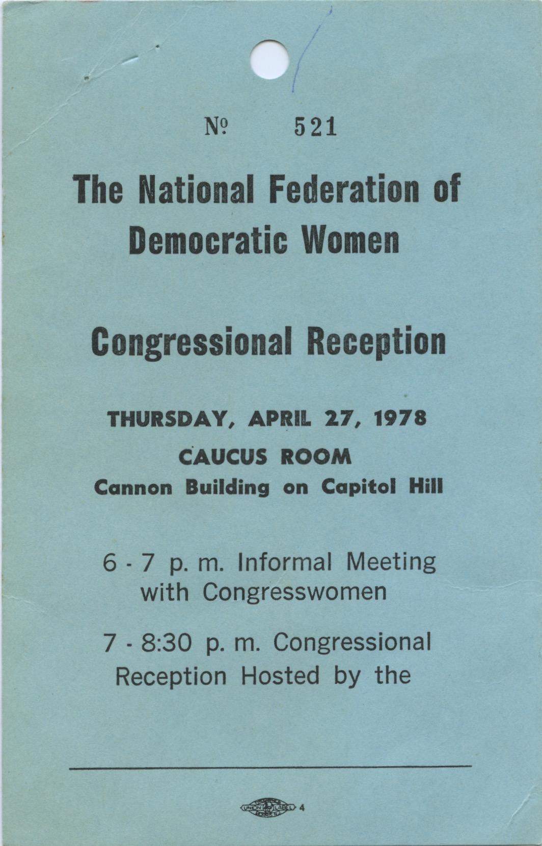Federation Democratic Women
