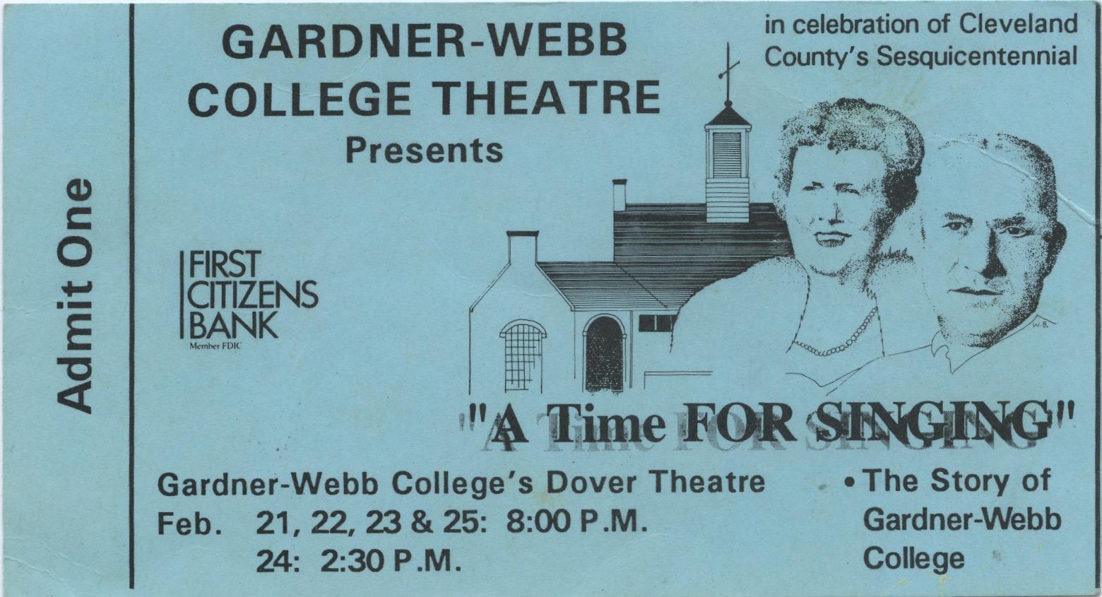 GW College Theater