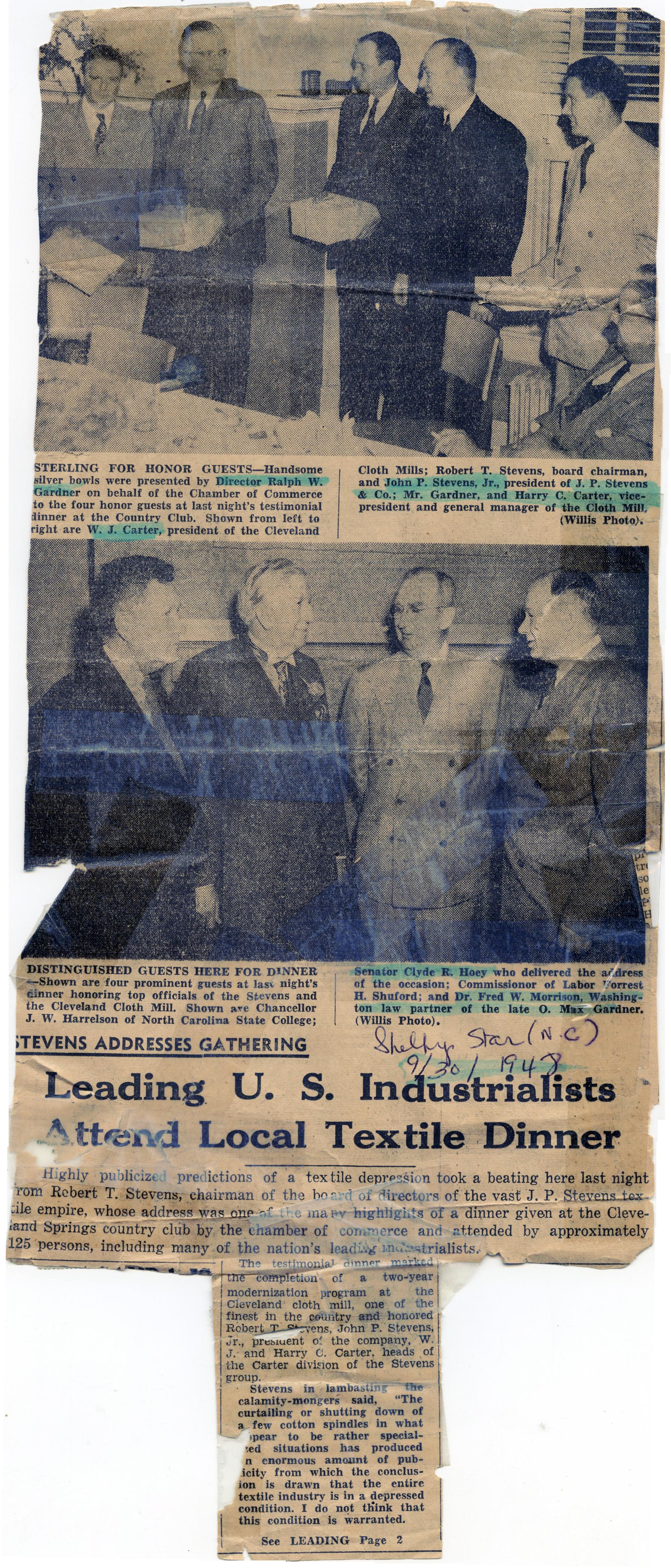 Industrialists