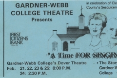 GW College Theater