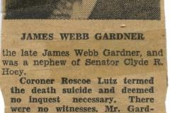 JWG Funeral