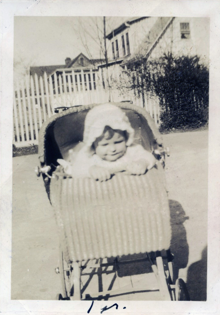 1 yr old Suzanne