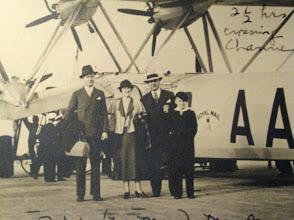 crossing channel 1933