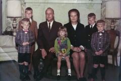 Bud Hayes Family