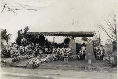 Decker grave site