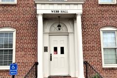 Webb Hall - Rear 1
