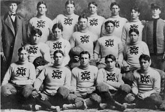 1902 A&M Football Team.O. Max Gardner