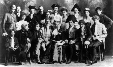 1904 NC A&M Drama Club.O.Max Gardner