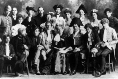 1904 NC A&M Drama Club.O.Max Gardner