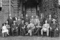 A&M Board of Trustees.1912.O.Max Gardner