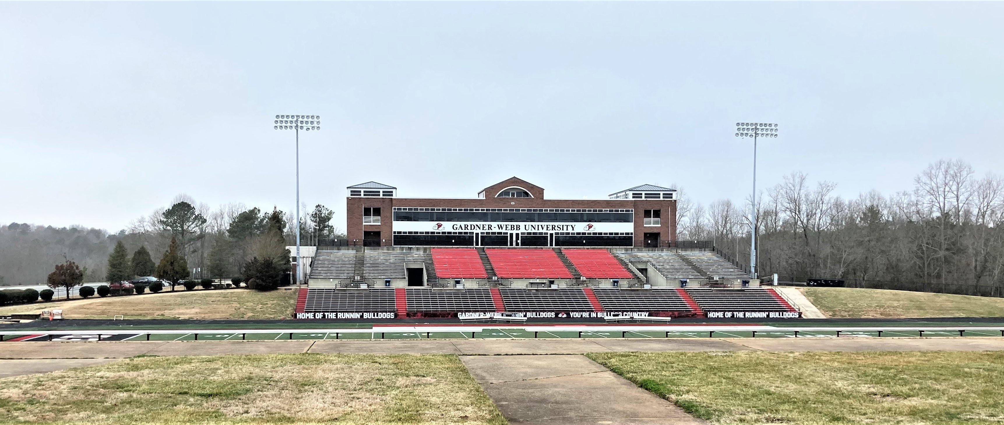 GWU Stadium