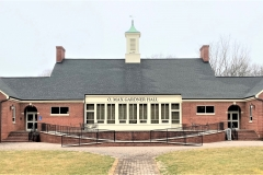 O Max Gardner Hall 1