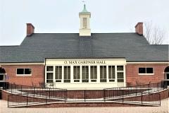 O Max Gardner Hall 2
